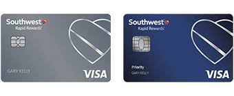 rapid rewards credit cards southwest