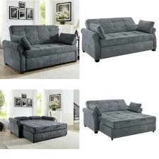 47 fantastic leather sleeper sofa queen