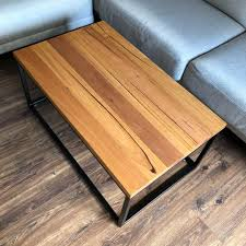 messmate recycled timber coffee table