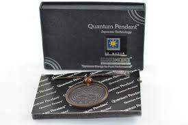 quantum pendant scientific proof