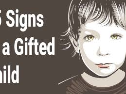 15 signs that you a gifted child