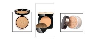 the best face setting powders