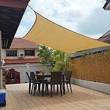 sun shade sail fabric