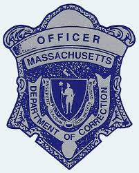 Massachusetts Department Of Corrections Officer Badge Decal