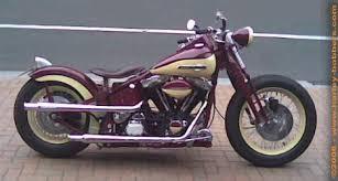 1990 harley softail bobber clic