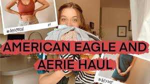 HUGE AMERICAN EAGLE AND AERIE HAUL!!