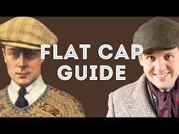 flat cap guide how to pick a newsboy