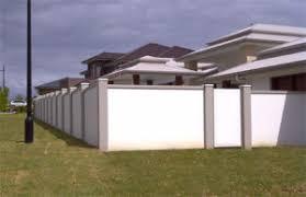 Boundary Walls Gauteng Pretoria Boundary Wall Cost Quotation