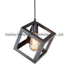 china jlp 2016 square pendant lighting