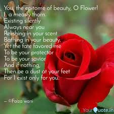 you the epitome of beaut quotes writings by faiza wani