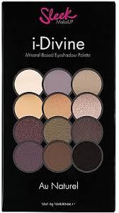divine mineral based eyeshadow palette