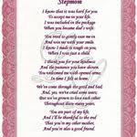 stepmom poem
