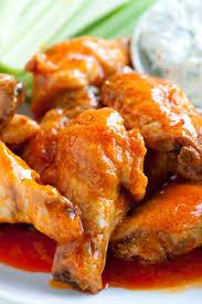 make crispy baked buffalo en hot wings