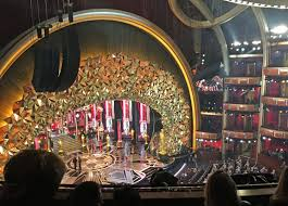 dolby theatre hollywood historic