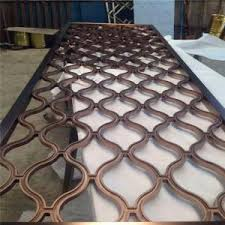 Aluminium Perforated Carved Decorative Metal Panel For Fence Screen Wall Room Divider Facade For Sale Stainless Steel Room Divider Manufacturer From China 105902597
