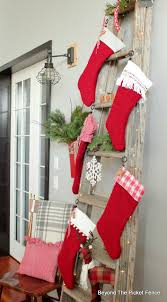 Beyond The Picket Fence 12 Days Of Christmas Day 5 6 Stockings And Stocking Hanger
