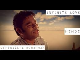 Behad Pyaar | Infinite Love | Official A.R.Rahman HD (Hindi) - YouTube