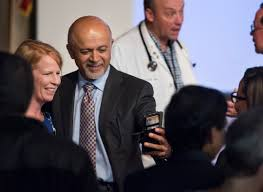 Dr. Abraham Verghese on healing and empathy | Health Beat | Spectrum Health