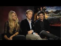 Freddie Fox and Logan Lerman Interview ...