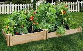 Raised Garden Beds As Low As 55 At Home Depot The Krazy Coupon Lady