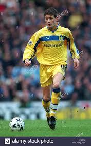 EIRIK BAKKE LEEDS UNITED FC 09 January 2000 Stock Photo - Alamy