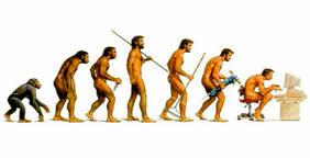 evolucija človeka ;)
