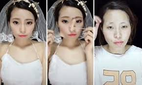 make up transformation trend sweeping