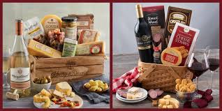 7 best wine and cheese gift baskets 2020