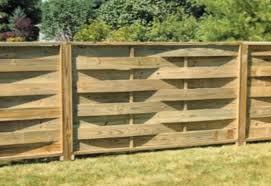 Building A Basket Weave Fence At The Home Depot Fence Design Fence Backyard Fences