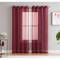 Red Kids Curtains Walmart Com