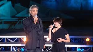 Andrea Bocelli - La Voce del Silenzio HD (live) - YouTube
