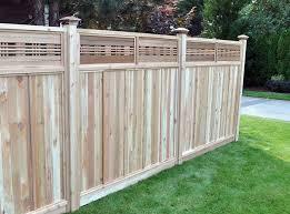 55 Lattice Fence Design Ideas Pictures Popular Types Fence Design Wood Fence Design Lattice Fence