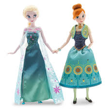 Nữ hoàng băng giá Fever Anna and Elsa búp bê Summer Solstice Gift Set 12''  - Elsa và Anna bức ảnh (38183869) - fanpop