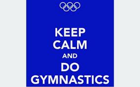 Gymnastics by cindy lawson
