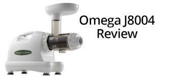 omega j8004 nutrition center