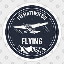 t shirt i d rather be flying plane
