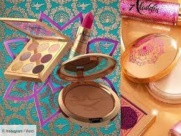 aladdin mac cosmetics et disney s