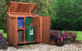 garbage storage shed toronto