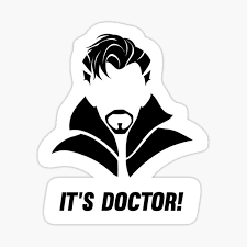 Doctor Strange Stickers Redbubble
