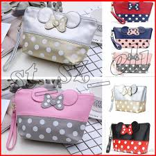 fashion makeup bags with multicolor