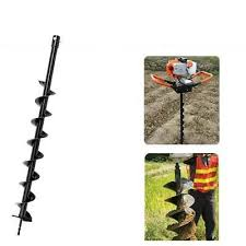 Home Garden Hole Earth Garden Manual Auger Gate Drill Post Digger Tool Soil Fence Hand Post Hole Diggers Augers Hypewell Com