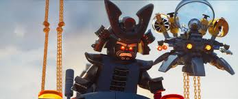 LEGO Ninjago Movie' pieces together genres for laughs - The Salt ...