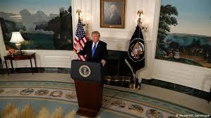 iran nuclear deal donald