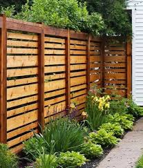 14 Charming Front Yard Fence Styles Ideas In 2020 Patio Fence Backyard Fences Backyard Privacy