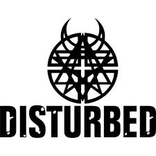 Disturbed Band Decal Sticker Disturbed Band Logo Thriftysigns