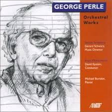 Sinfonietta 2 / Concerto 1 for Piano & Orchestra by George Perle ...