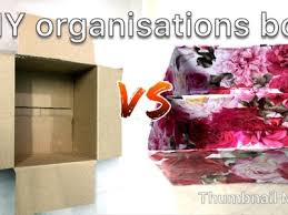diy makeup storage and organizer