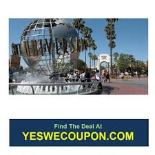 2nd day free at universal studios