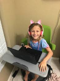 "Harns Marsh Elem. on Twitter: ""The early bird gets the worm. Addie Wallace  from Ms. Ellis' 1st grade class started her day at 6:50 this morning by  being on Compass and taking"