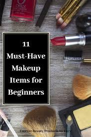 makeup guide for beginners beginner